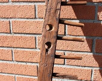 Wooden rake 1800