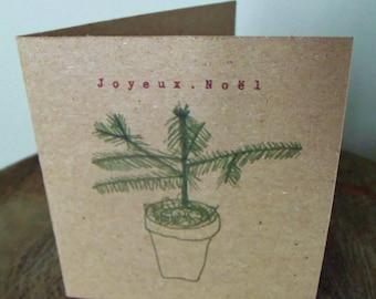 Joyeux Noel cards/cartes