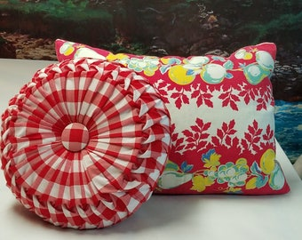 Pair of Country Pillows