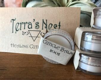 Healing Cuticle Balm