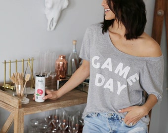 Game Day Shirts, Game Day Tee Shirts, Football Mom, Womens Game Day Shirts, Game Day Shirts for Mom, Football Shirt, Womens Game Day Tshirts