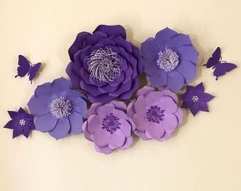 Paperflower wall/Backdrop