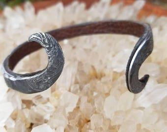 Damascus Steel Bracelet