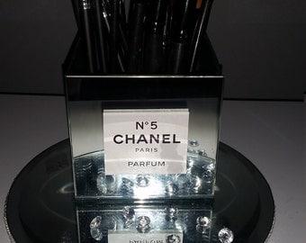 Designer Inspired Make Up Brush Holder