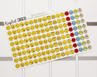 Emoticon Stickers
