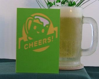 "St. Patrick's Day ""Cheers"""