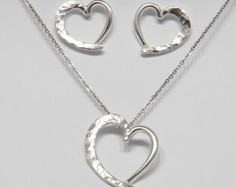 """925 Silver earrings and Pendant (pending)-sets (set)-""""free shipping"""""""