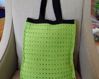 "Crochet durable cotton by Grandma Bettina ""Reusable instead of disposable"" bag ""Olga"""