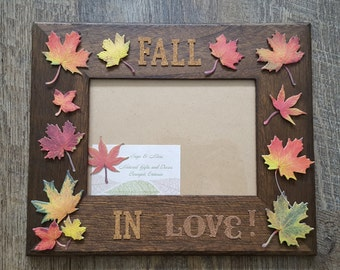 Fall In Love Frame
