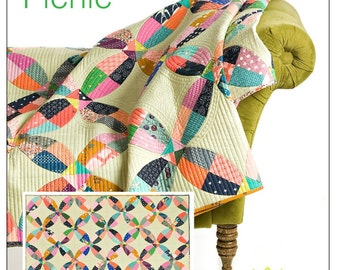 Chic Picnic Quilt Pattern