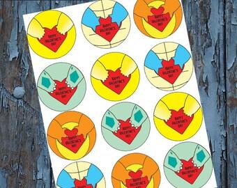 Pokemon, Pokemon Valentine, Kids Valentine, Valentine's Day,  Kid Valentine, Kid Valentine Class,  Valentine's treat,  treat label, Pikachu