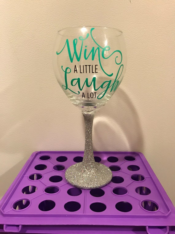 Wine a little 20 oz wine glass