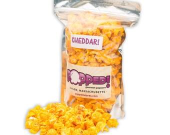 Cheddar Popcorn!