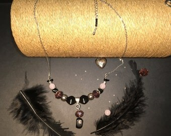 Dark Valentine necklace