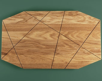 Eskil oak cutting board/tray