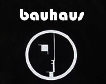 Classic Bauhaus  T shirt  Men  - S - XXXL - Morrisey,The Cure,Depeche Mode,Smiths.