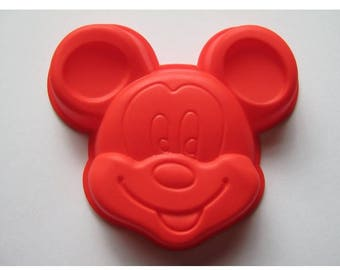 15*11.5cm Mouse Silicone Cake Baking Mold Cake Pan Handmade Soap Moulds Biscuit Chocolate Ice Cube
