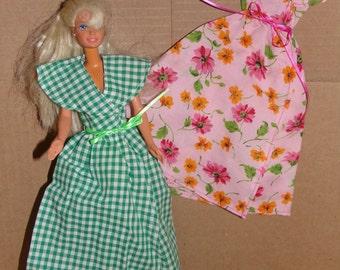 Wrap Around Barbie Dress
