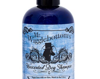 Mr. Wigglebottom's™ Dog Shampoo - 8 oz. - Unscented