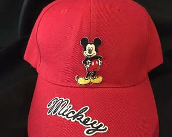 Mickey Mouse Disney Character Hat