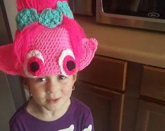Poppie beanie hat