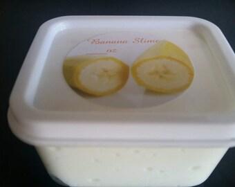 Creamy Banana Floam