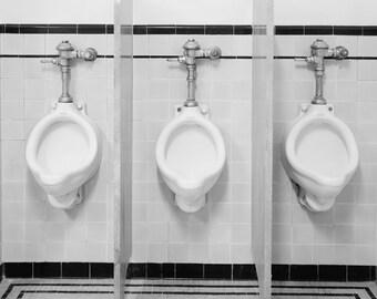 Bathroom Urinal urinal   etsy
