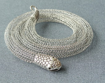 Stainless steel chain snake tube chain knitted chain