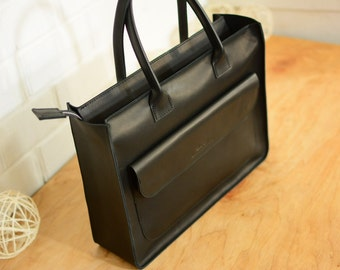 Leather Bag  / Leather Handbag / Tote Leather Bag / Totes / Women Gifts / leather laptop bag /Leather Messenger Bag / Leather Shoulder Bag