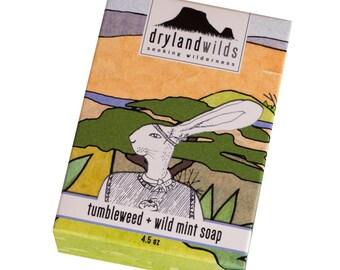 Tumbleweed + Wild Mint Botanical Soap