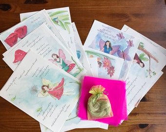 A Magical Package of Tooth Fairy Certificates