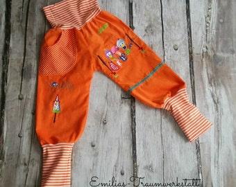 Corduroy pants Vogellvilla summer shorts 50/56-134/140