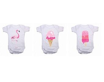 Summer Infant/Toddler Bodysuits