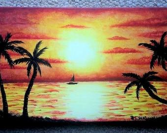 Sailors Sunset
