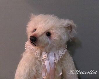 "Artist Bear ""Greta"",one of a kind handmade bear"