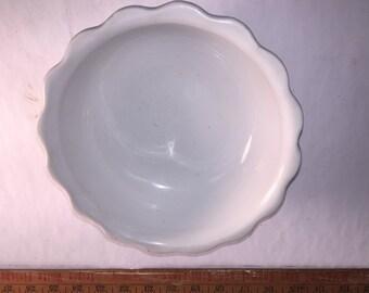 Unique small Iron stone Bowl
