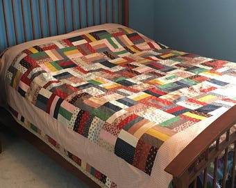 Civil war era quilt
