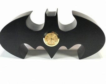 Batman Desk Clock **FREE SHIPPING**