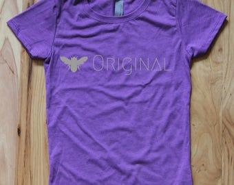 Bee Original Girls T Shirt