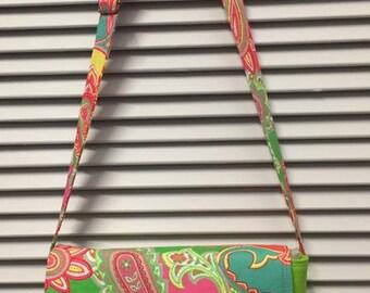Bright Retro Good-to-Go Messenger Bag