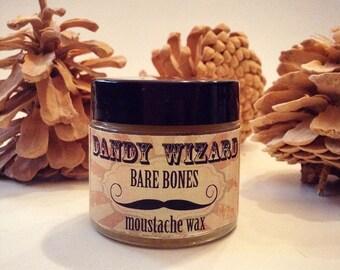 Bare Bones Moustache Wax