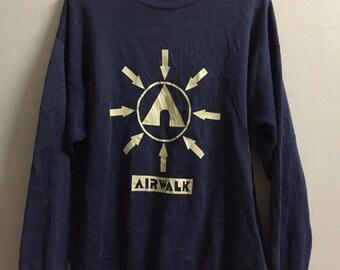 Vintage 90s Airwalk Sweatshirt