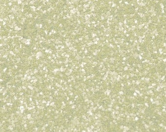 Ivory Edible Glitter - 100% Edible Glitter for adding sparkle to your cupcakes, cakes and bakes. 5g pot.