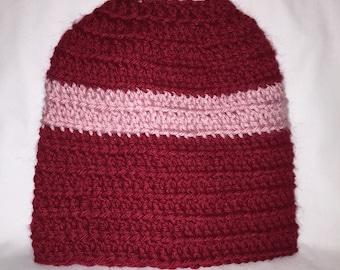 Messy Bun Hat.