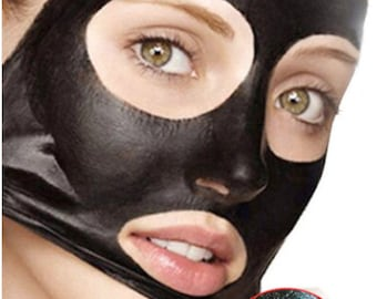 Womb Life Black Ice Face Mask