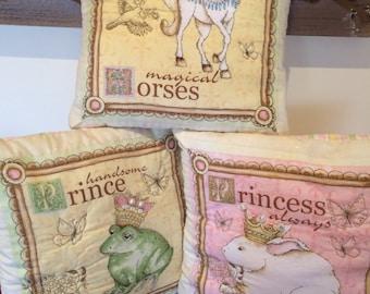 Princess Cushion Set