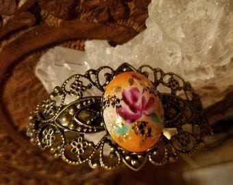antique porcelain bracelet