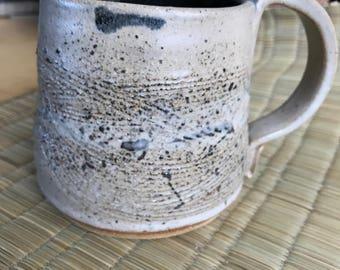 1 stoneware mug