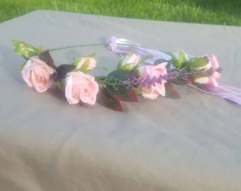Lush Lavender Crown