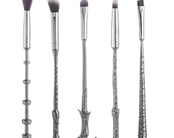 Makeup Brushes Harry Potter Wand INSPIRED